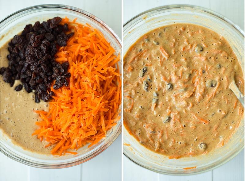 Как приготовить морковный пирог без яиц и молока