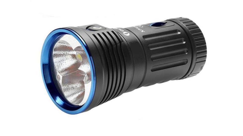 Светодиодный фонарь с аккумулятором