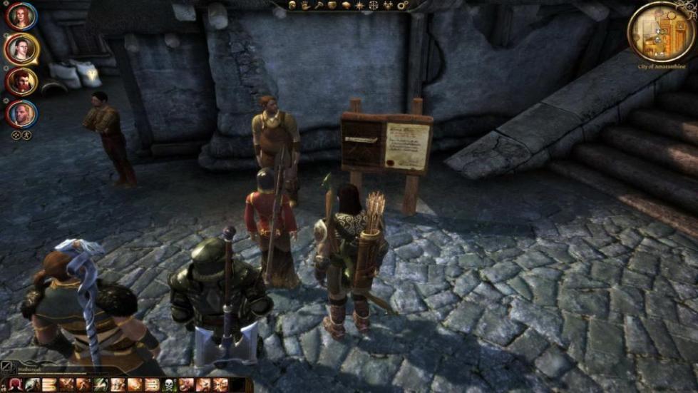 Dragon Age Origins: требования