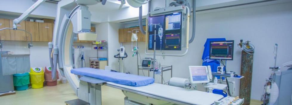 В кабинете кардиолога