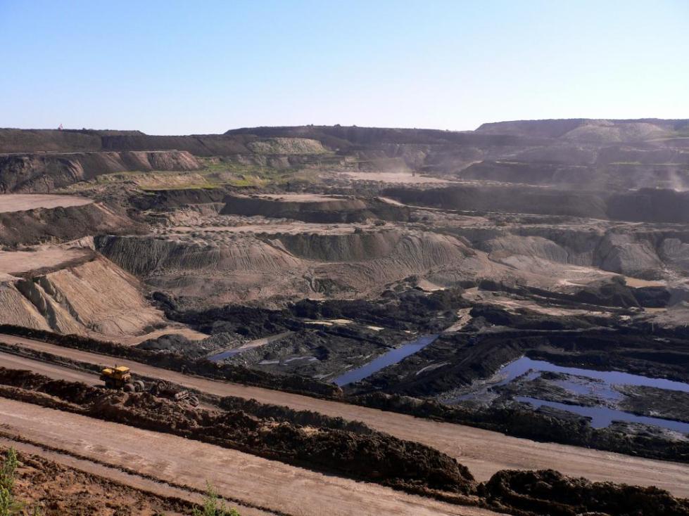 Полезные ископаемые в Монголии