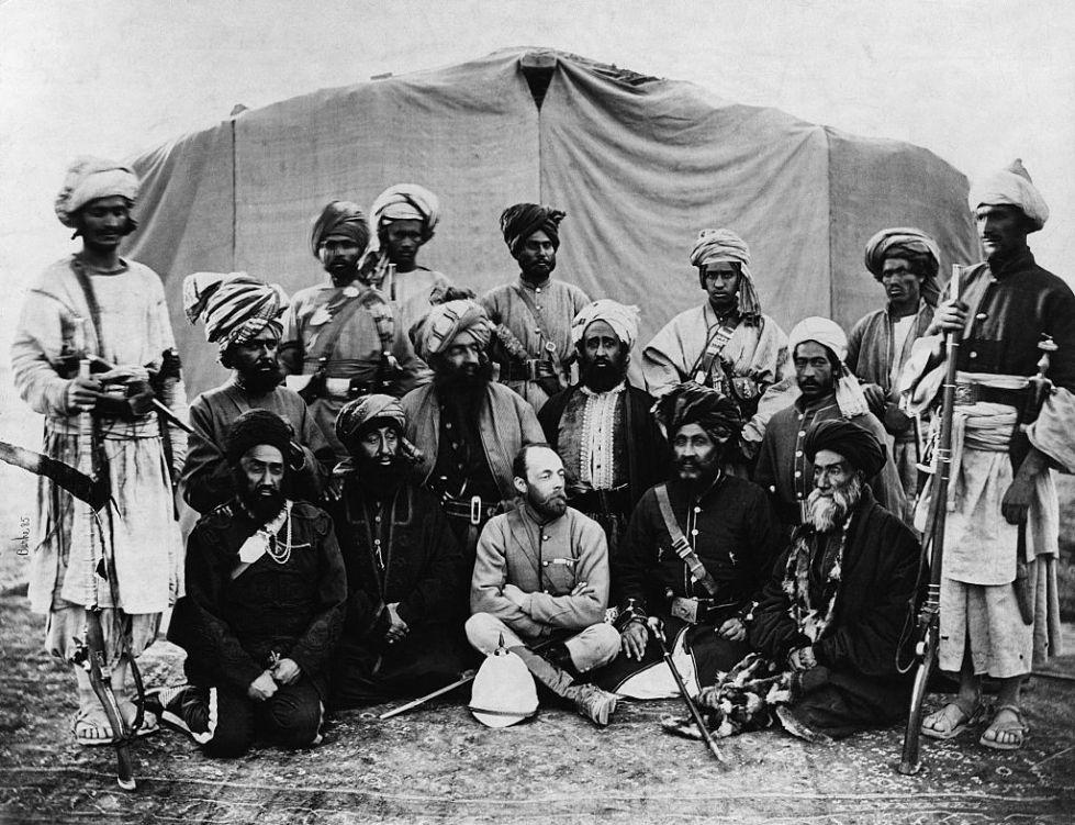 афганцы во второй войне