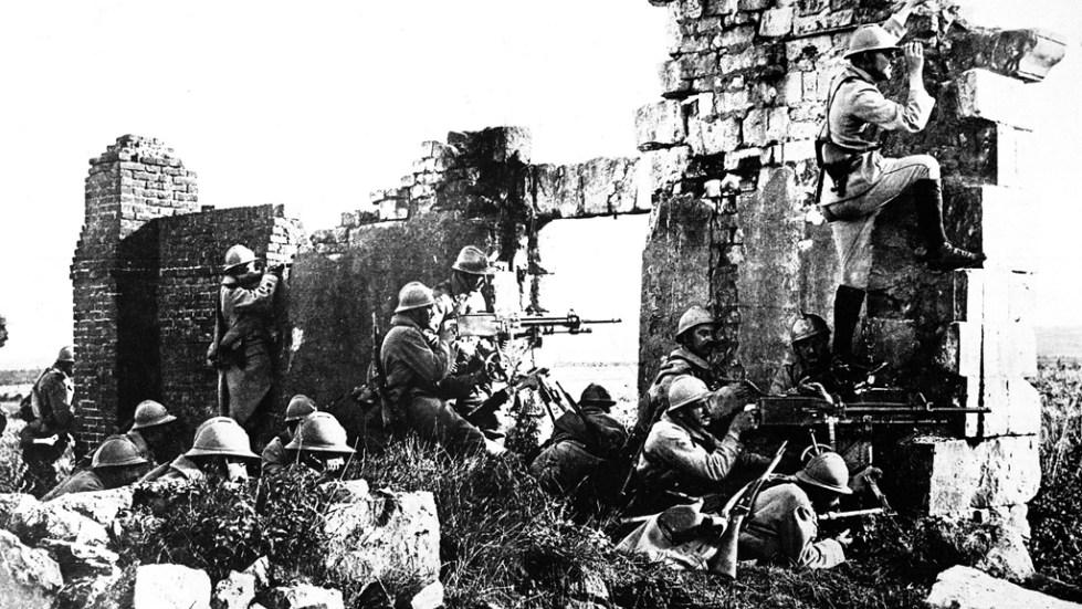 1 мировая война