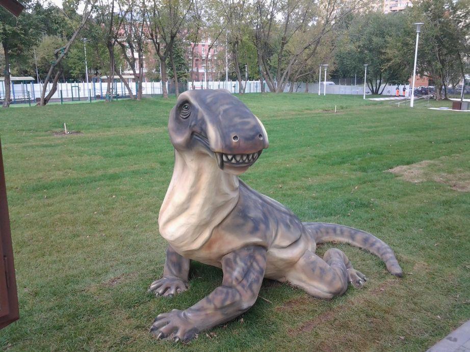 Это ивантозавр