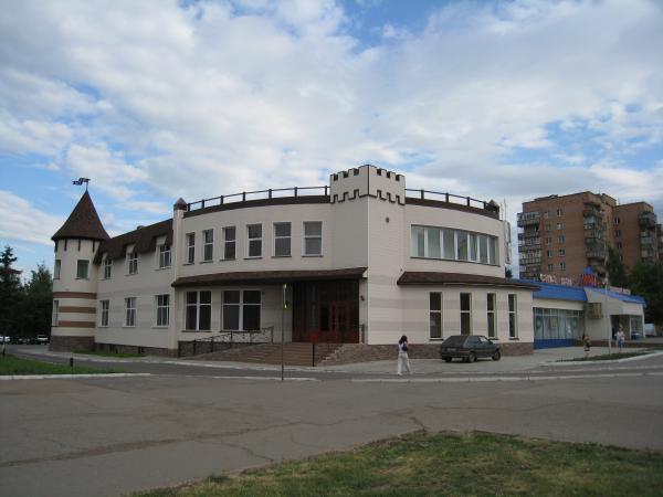 гостиница оливия