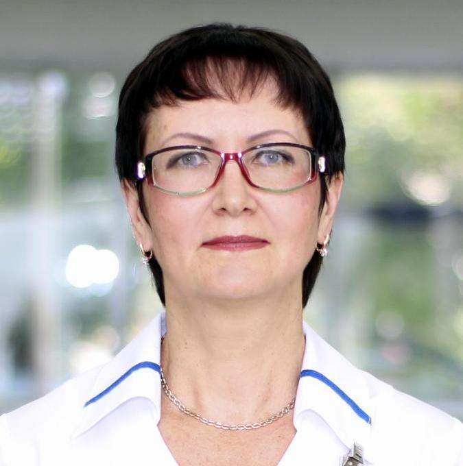 Маргарита Геннадьевна Тарлавина