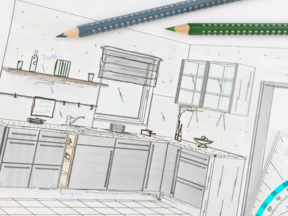 кухня 10 кв метров идеи интерьеры