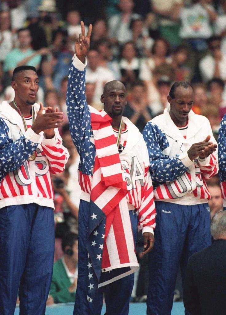 Олимпиада 1992 года