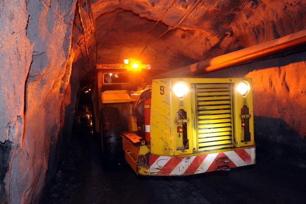 Тишинский рудник