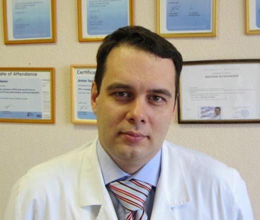 Антон Цуканов