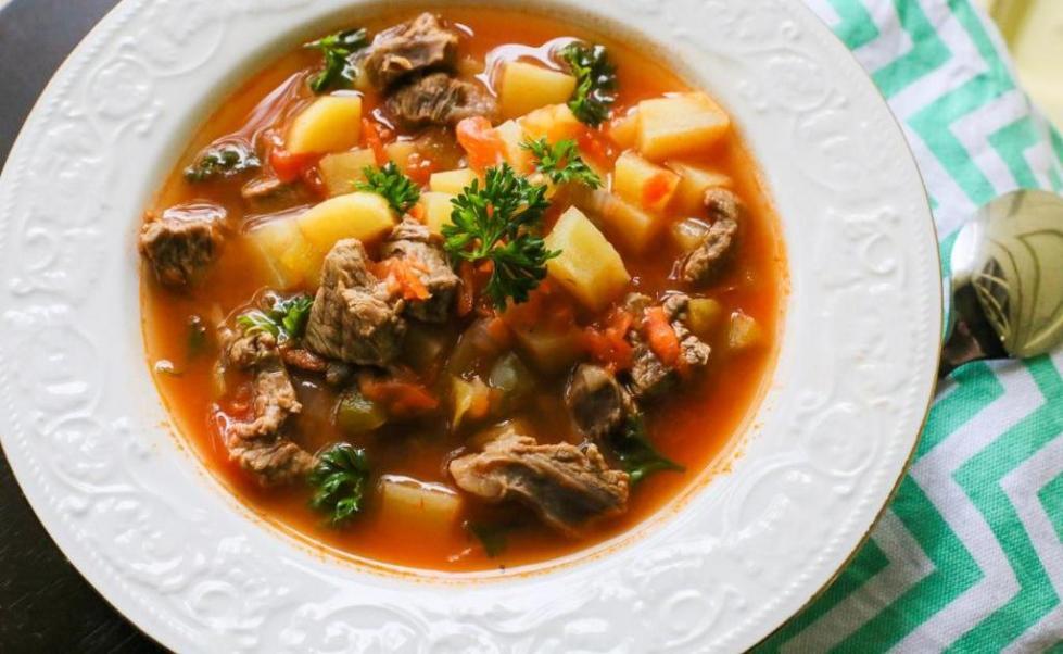 простые блюда из мяса говядины