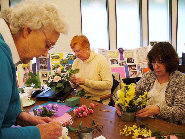 торжественное мероприятие день пожилых людей