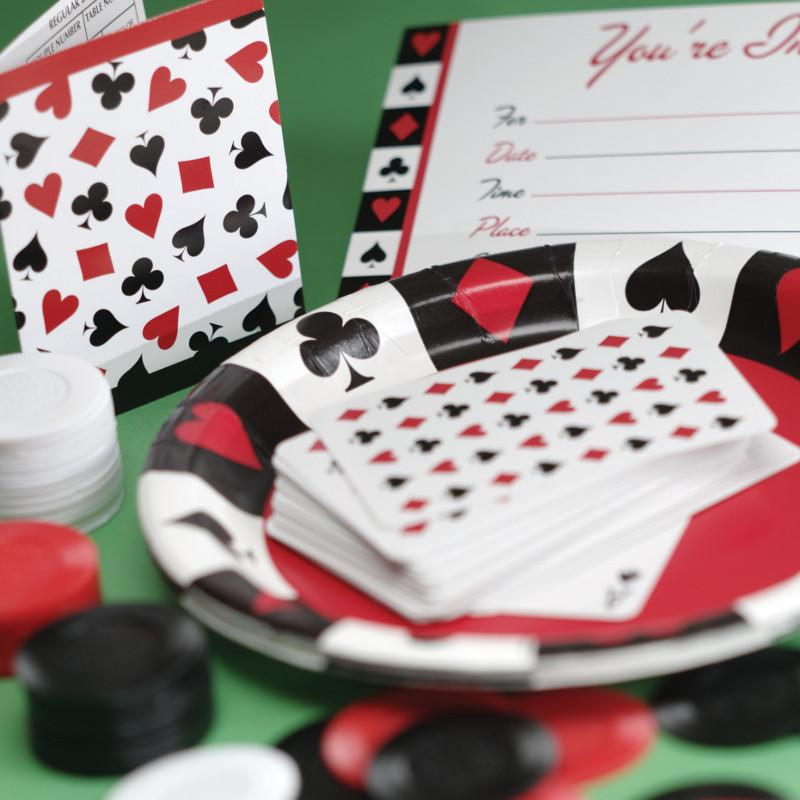 сценарий для вечеринки в стиле казино