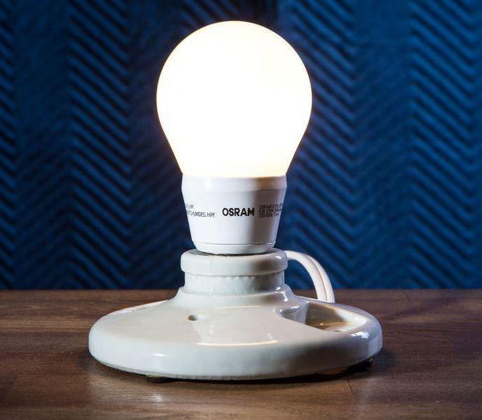 разница галогеновых и светодиодных ламп