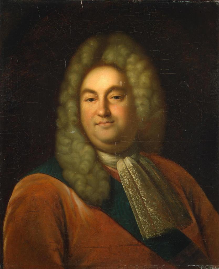 Петр Шафиров
