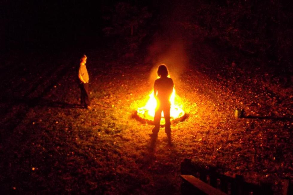 Получение силы огня
