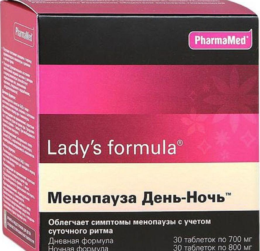 менопауза день ночь отзывы