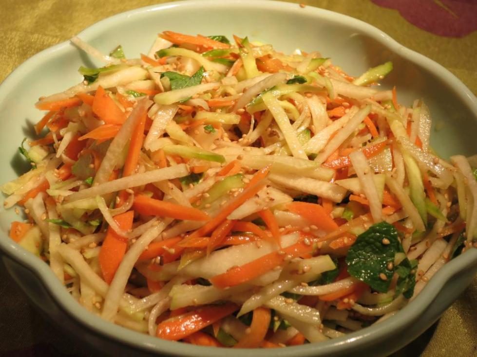 салат из лобы