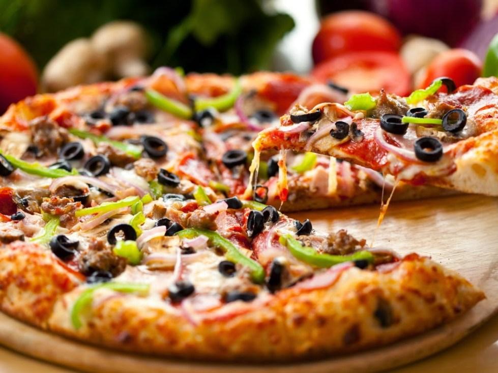 рецепт пиццы ассорти