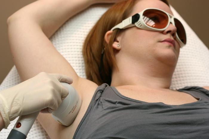 лазер для лица в косметологии