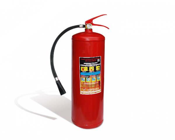 технические характеристики огнетушителя