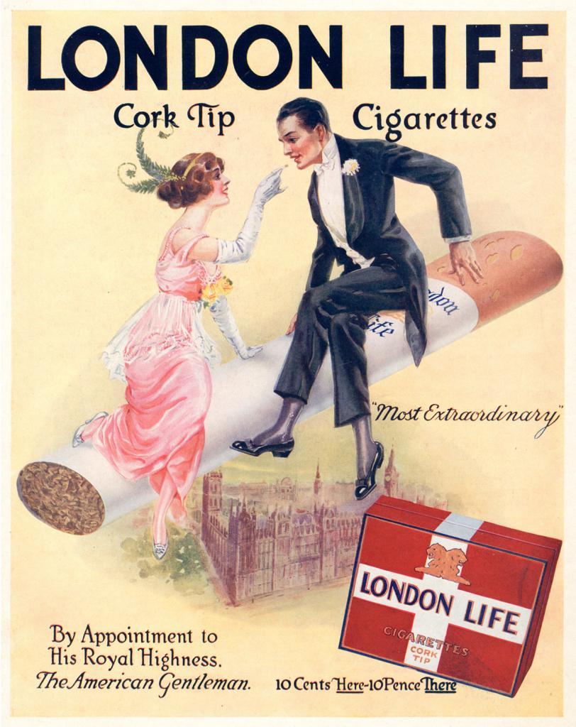 история появления табака