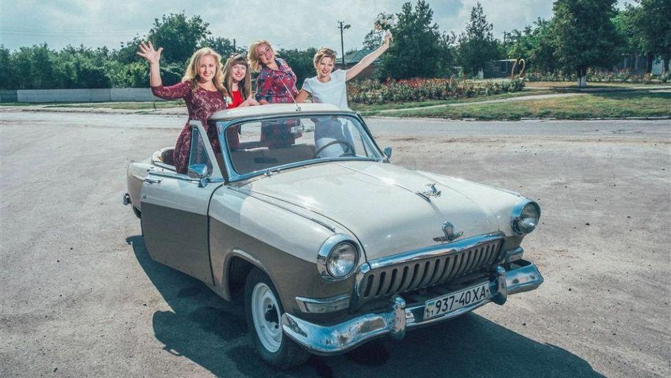 ГАЗ 21 кабриолет