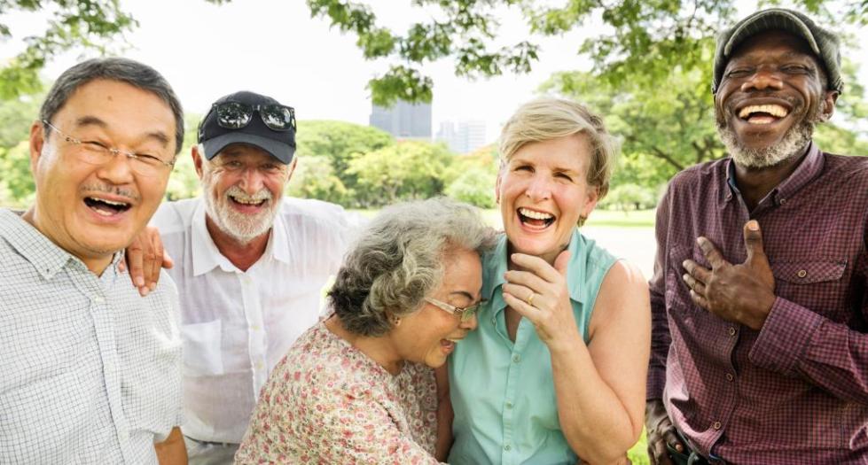 Проблема пожилых людей
