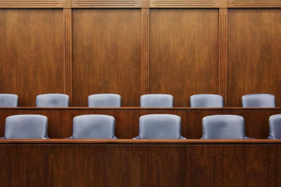 Стулья присяжных