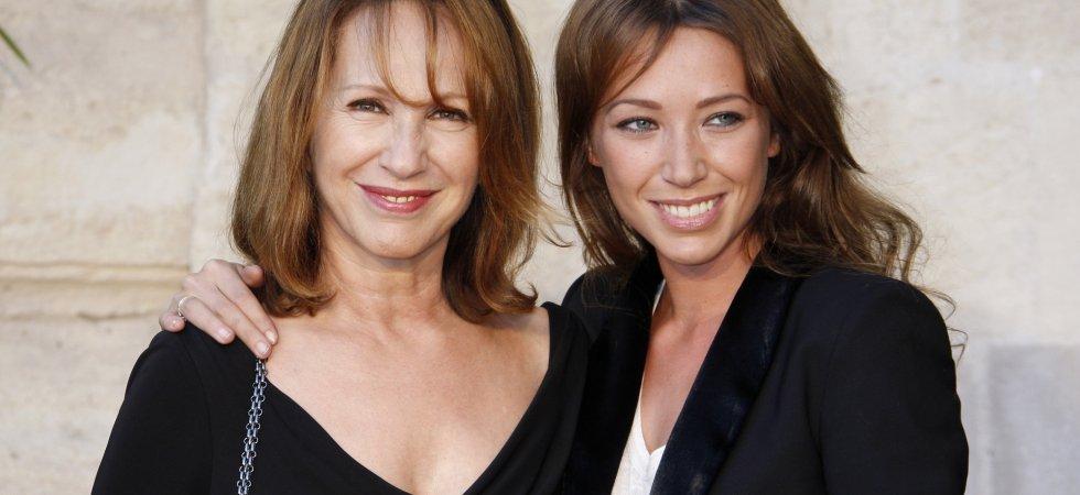 Натали Баи с дочерью