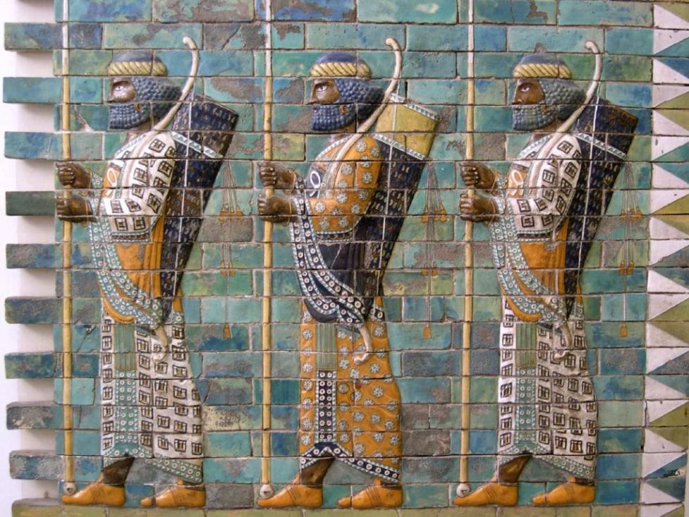 вооружение армии древнего египта