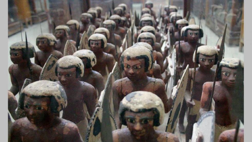 солдаты египта