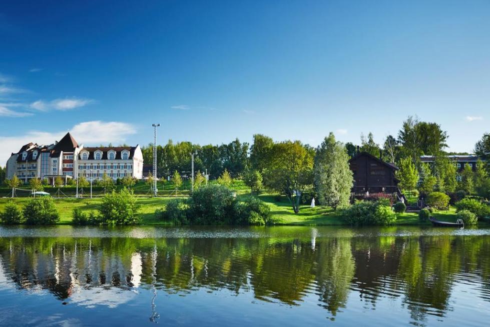 парк отель грумант