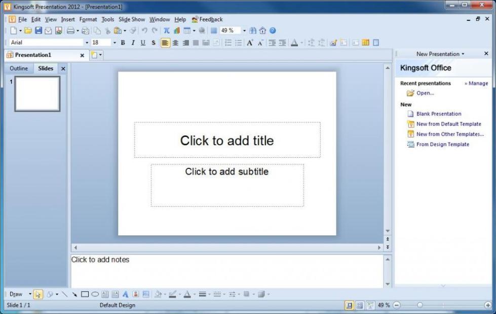 программы для создания презентаций аналоги powerpoint