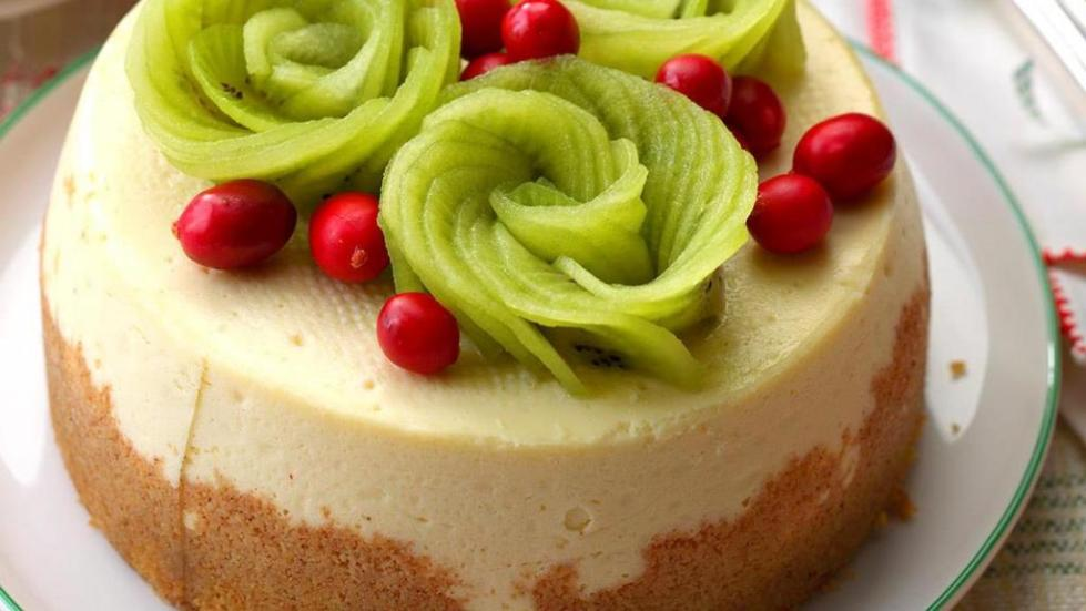 домашний вариант торта из сыра