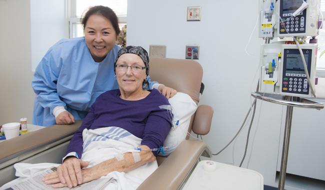 Мукозит - последствие химиотерапии