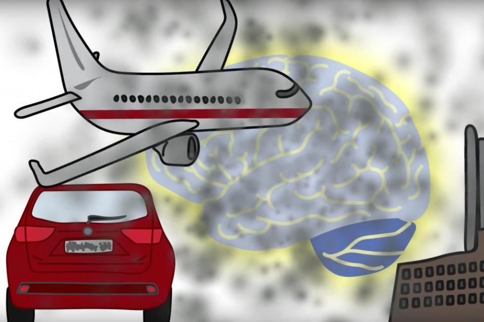 экологические загрязнения атмосферы кратко