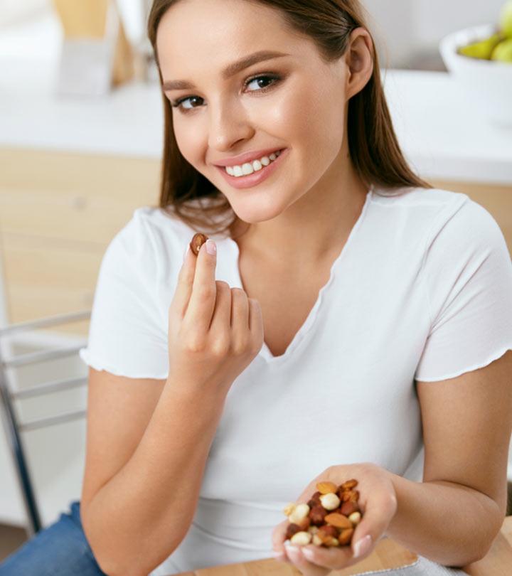 Грецкие орехи при похудении