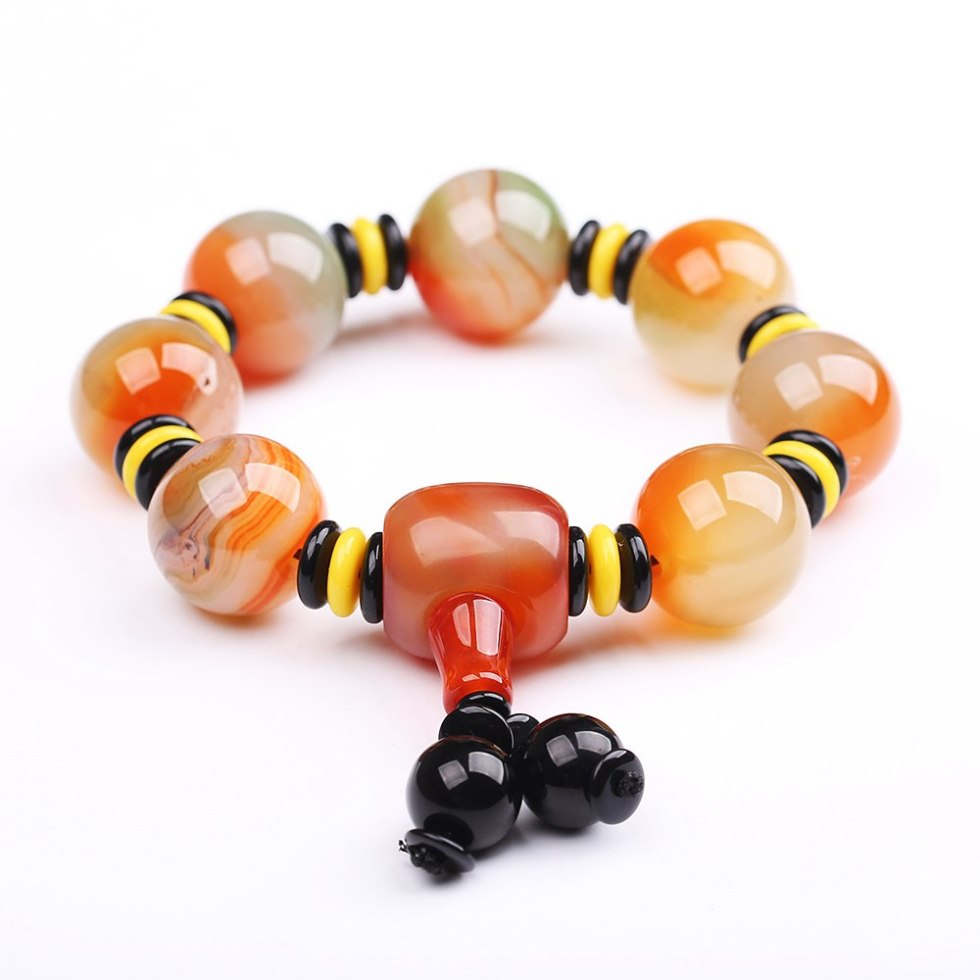 камни мужской браслет