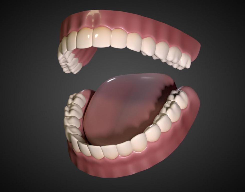 восковое моделирование зубов