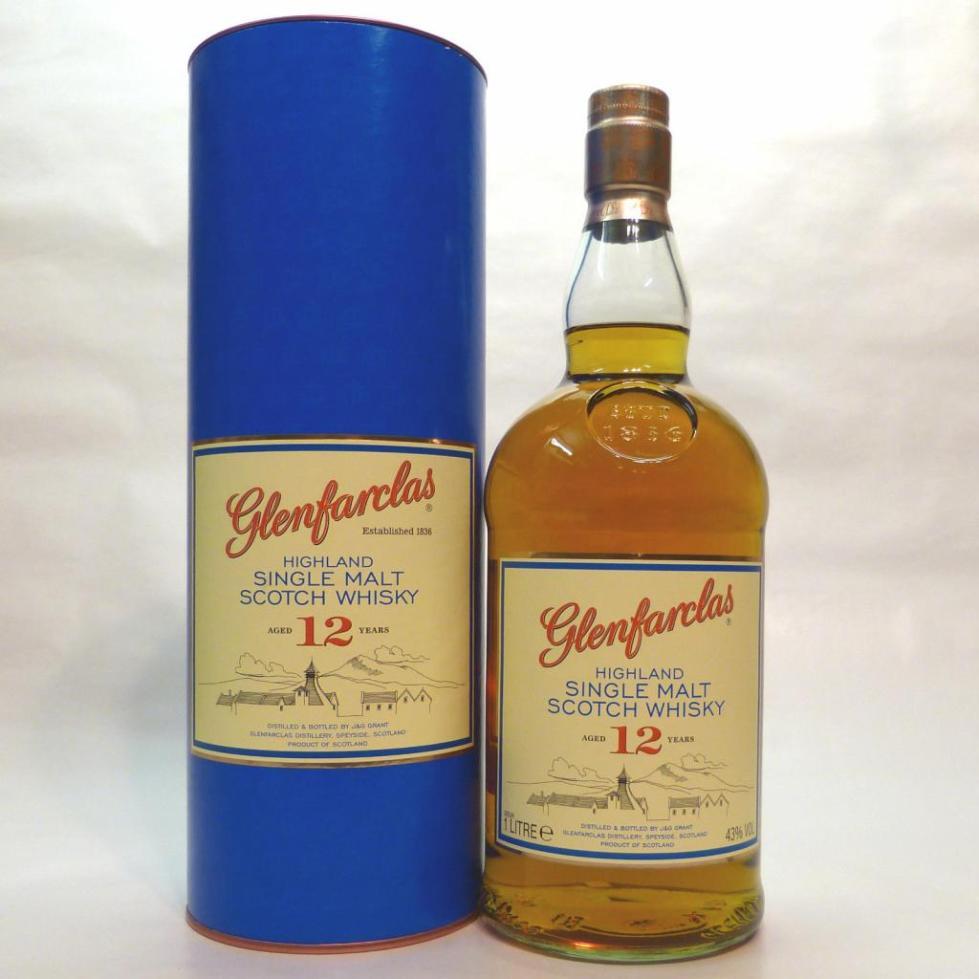 виски гленфарклас 12 лет