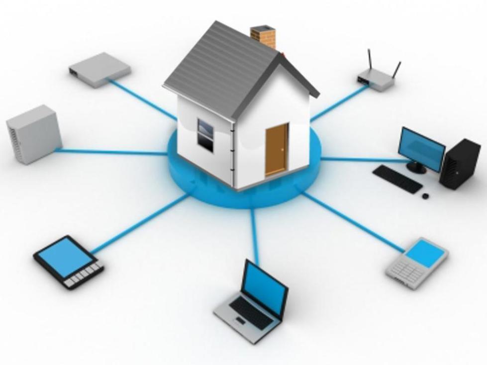 Принцип организации беспроводной сети