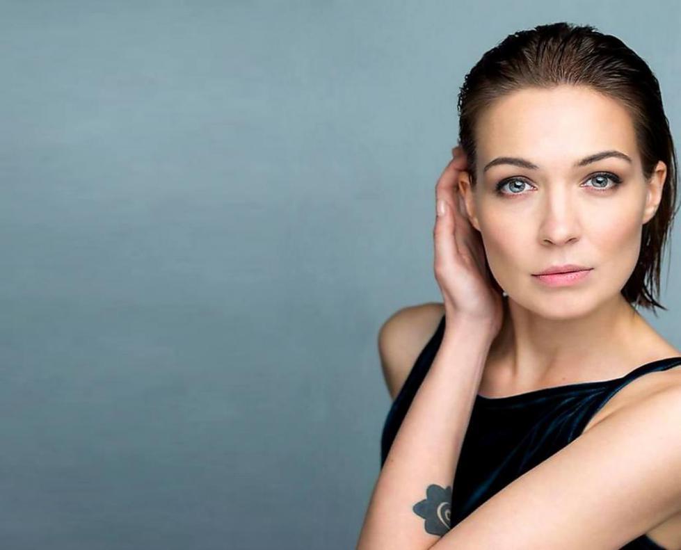 Марина Кацуба, продюсер фэшн-съемок и модель
