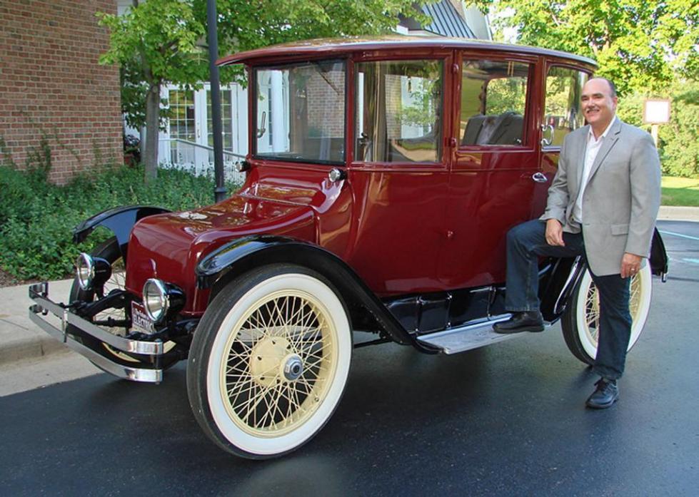 история эволюции автомобиля