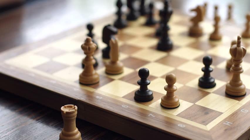 Хитрости в шахматах