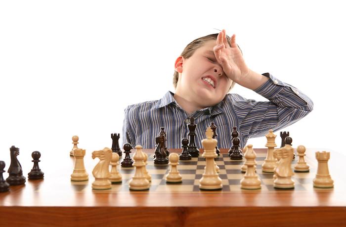 Как объяснить игру в шахматы ребенку