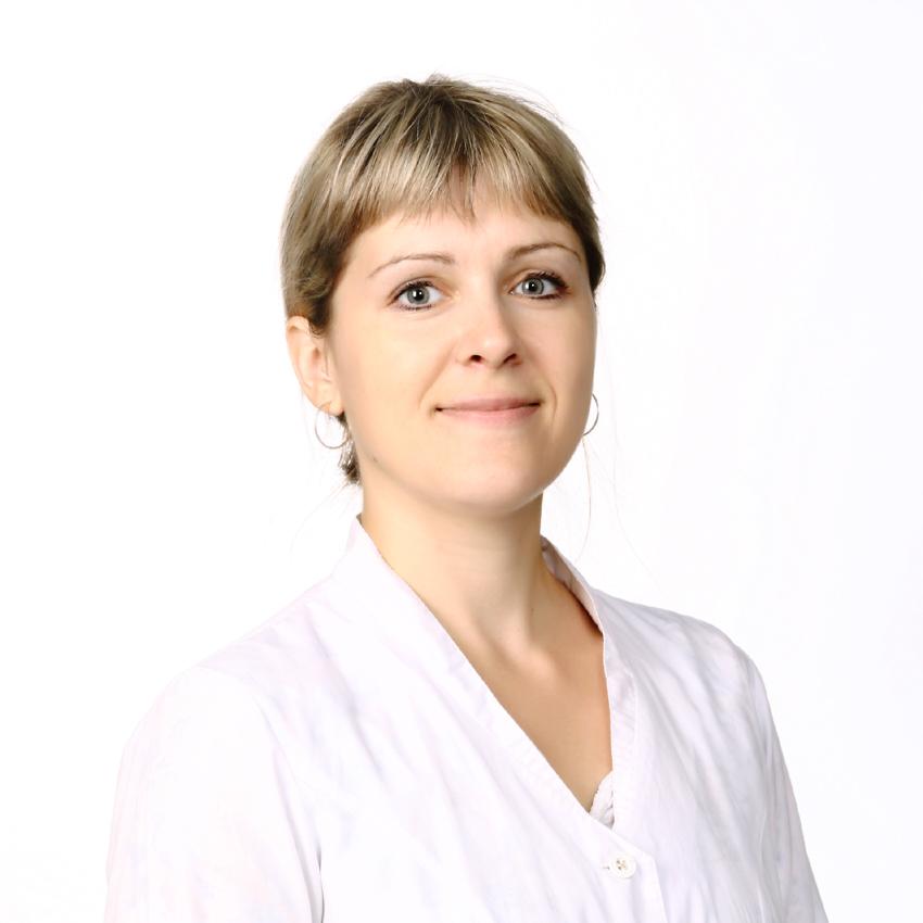 Анна Халдина