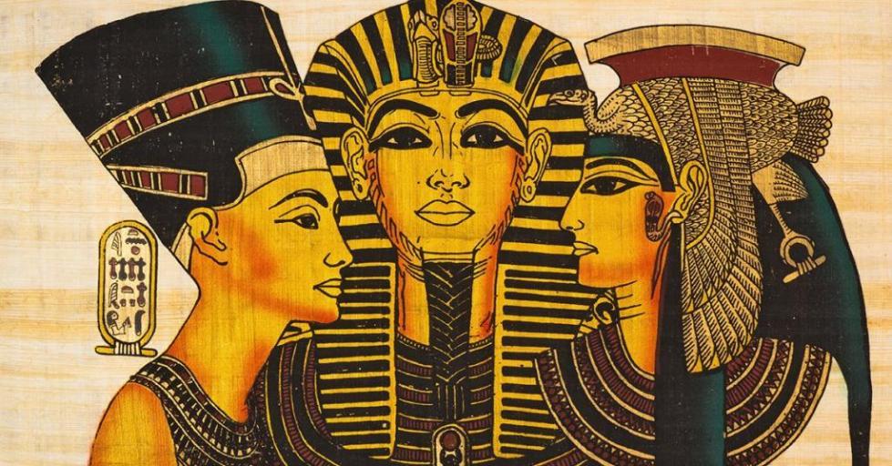 Образы древних египтян