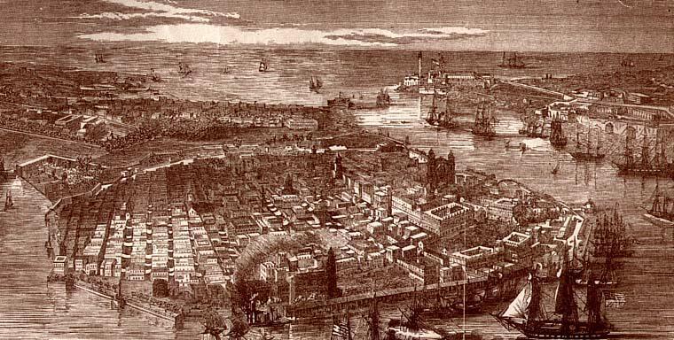 Гавана в 16 веке