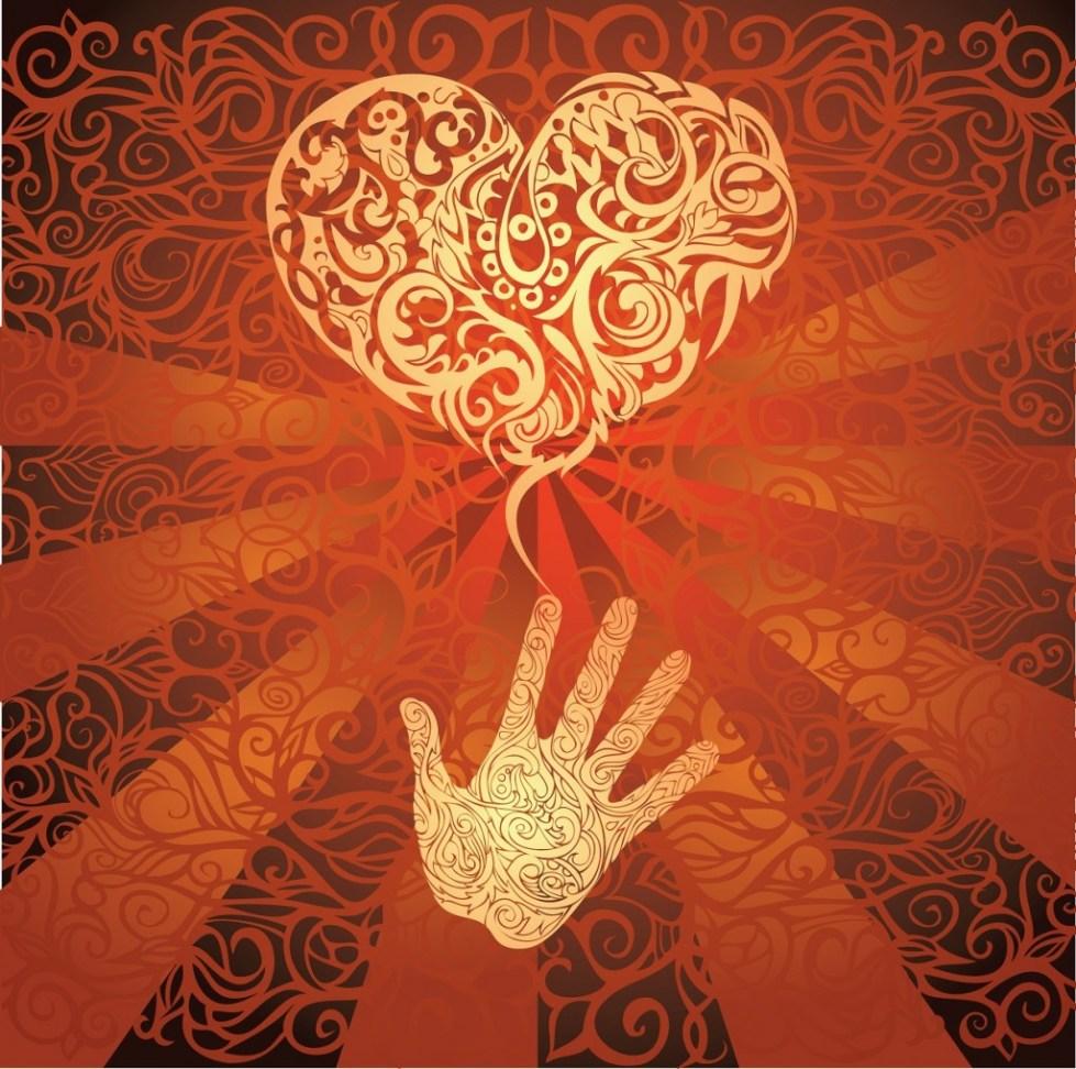 Ладонь и сердце